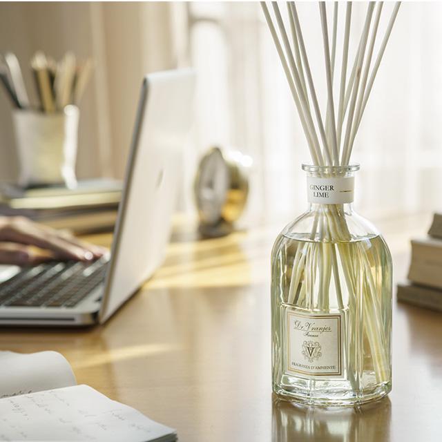 """Profumatori d'ambiente: con l'arredo olfattivo Dr. Vranjes è subito """"profumo di casa"""""""