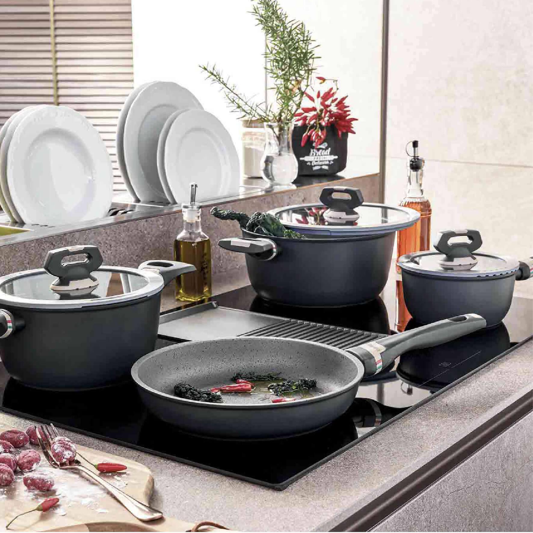 Pentole Tognana Italika Premium: quando il Made in Italy è la ricetta vincente