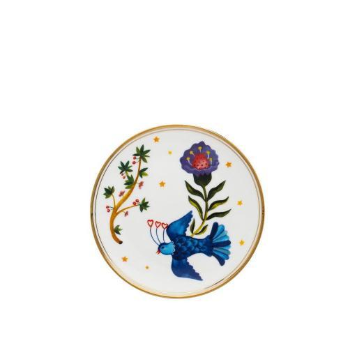 Piatto Uccellino cm 15 -  La Tavola Scomposta