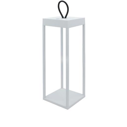 DIOGENE - Lanterna LED Bianco 50 cm