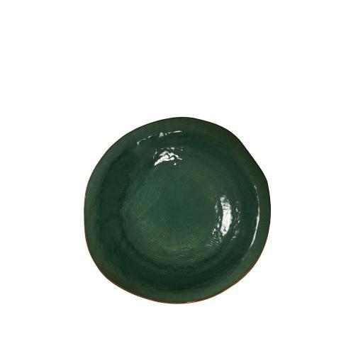 Piatto Fondo 4 pz - Mediterraneo Verde