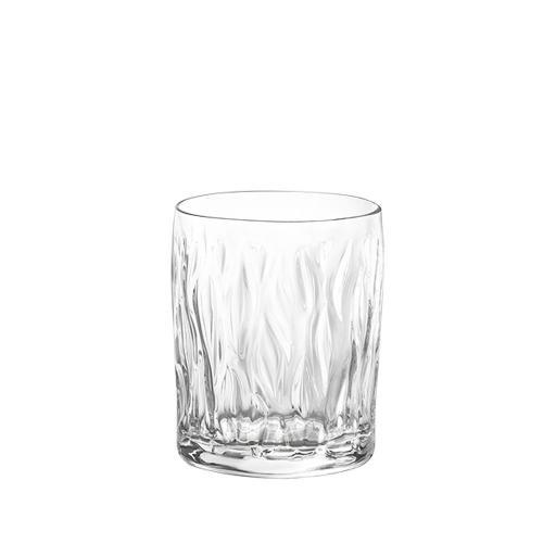 Bicchiere Acqua 6pz - Wind TRASPARENTE