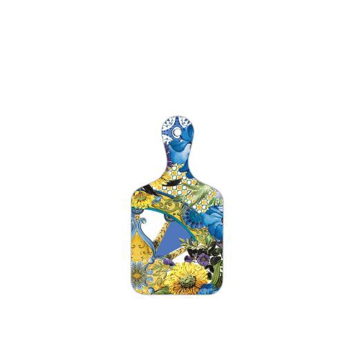 Tagliere Piccolo - B&R Milano Blu in melamina