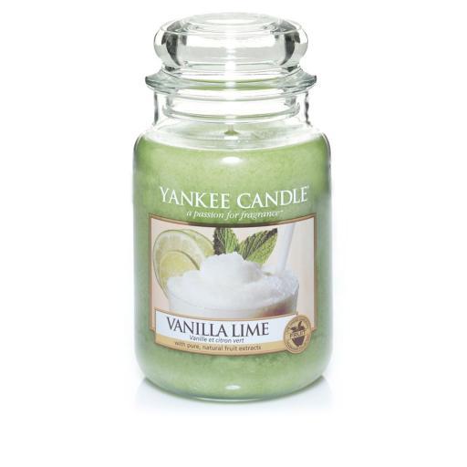 Vanilla Lime - Giara Grande