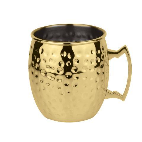 Moscow Mule Mug gold