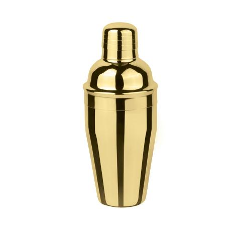 Long Drink shaker gold