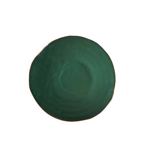 Piatto Piano 4 pz - Mediterraneo Verde