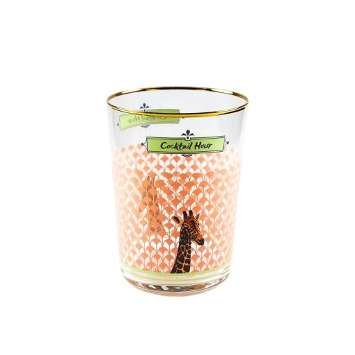 Bicchiere bibita cl 55 - Giraffe