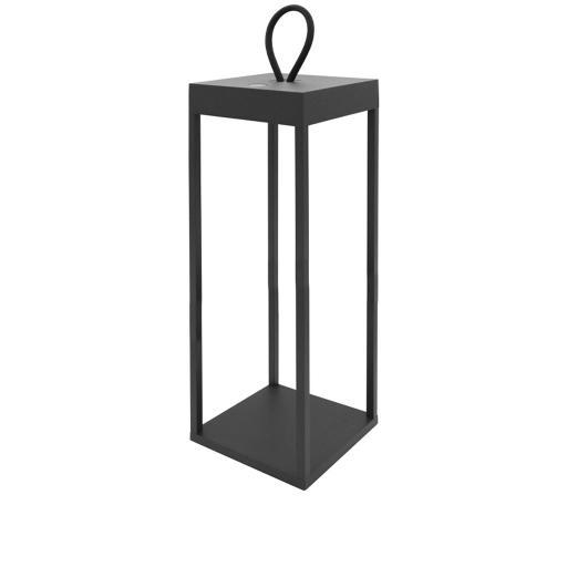 DIOGENE - Lanterna LED Antracite 50 cm