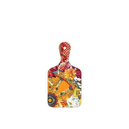 Tagliere Piccolo - B&R Milano Rosso in melamina