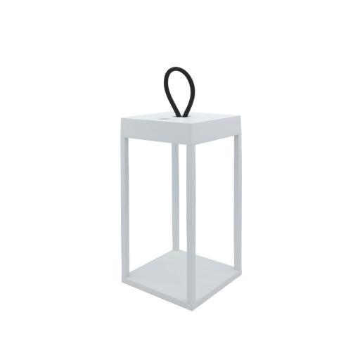 DIOGENE - Lanterna LED Bianco 30 cm