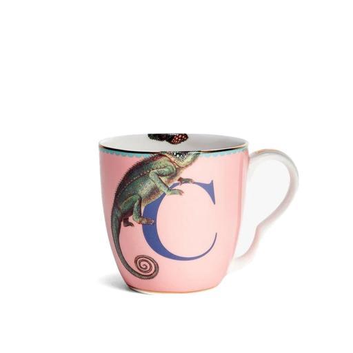 Tazza Alfabeto - C chameleon