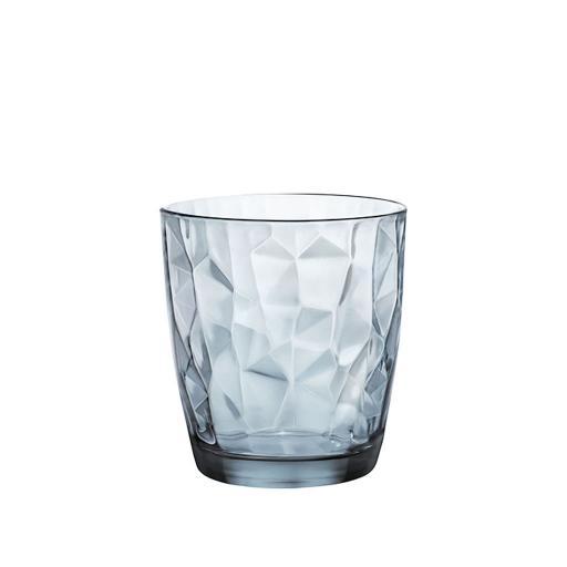 Bicchiere Acqua 6pz - Diamond BLU