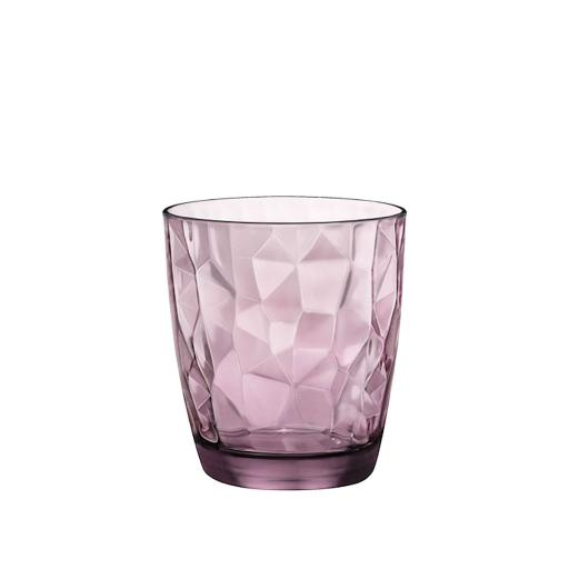 Bicchiere Acqua 6pz - Diamond VIOLA