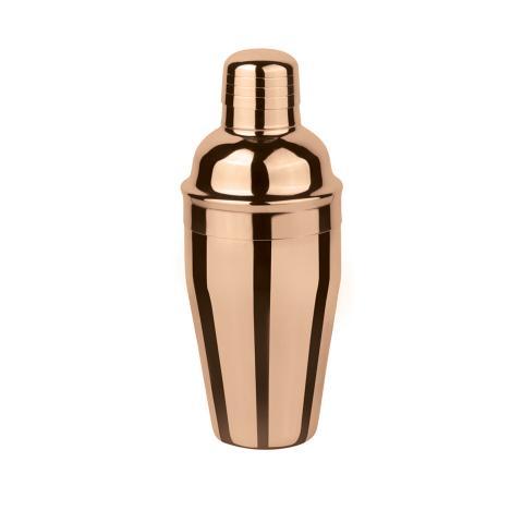 Long Drink shaker copper