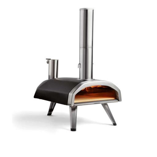 Fyra forno a pellet portatile per pizza