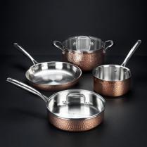 Master pro, set 5 pezzi copper by Carlo Cracco